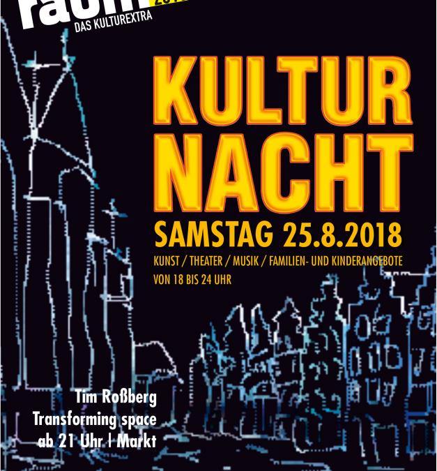 Kulturnacht 2018