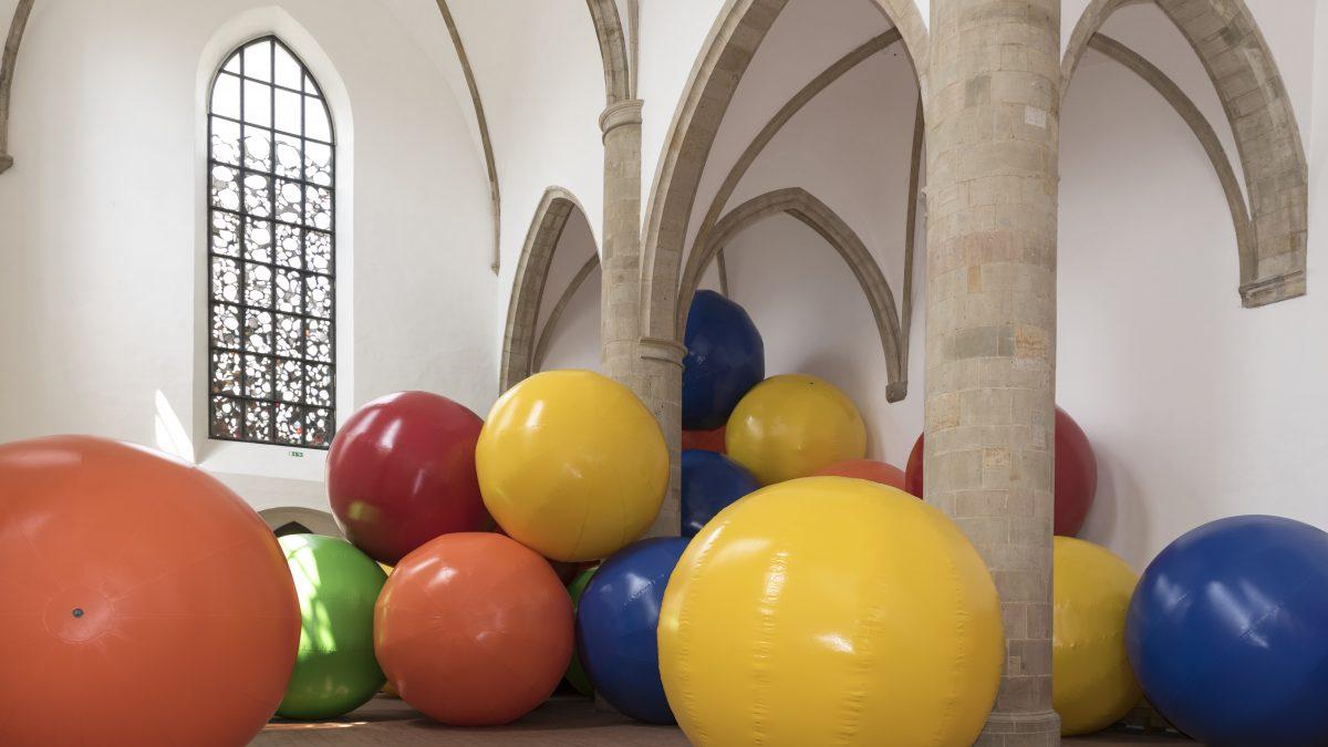 Christoph Faulhaber: Revolution & Architektur